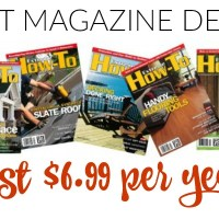 Rare! Extreme How-To Magazine for $6.99