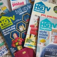*HOT* HGTV Magazine for $11.95 Per Year!