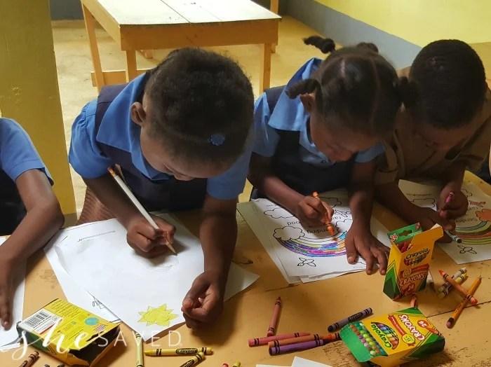 negril-school-kids
