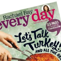 HOT!! Rachael Ray Every Day Magazine: $3.89 per Year!