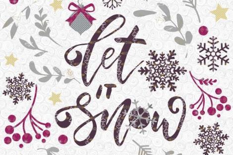 Let it Snow Quilt