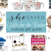 HOLIDAY GIFT GUIDE: Gifts for the Baker