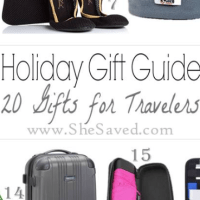 HOLIDAY GIFT GUIDE: Gifts for the Traveler on Your List