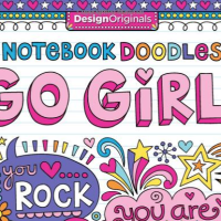 Doodle Books for Kids: Great for Travel