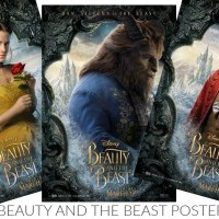 NEW Beauty and the Beast Posters