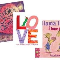 Non-Candy Gift Idea for Kids: Valentine Books on Amazon