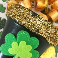 St Patrick's Day Pot of Gold Craft