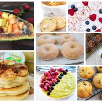 Delicious Dishes Party: Breakfast Recipes You Will LOVE