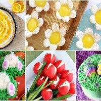 Delicious Dishes Party: Favorite Spring Recipes