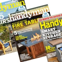 Father's Day Gift Idea! The Family Handyman Magazine for Only $7.99 per Year!
