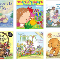 Bunny Roo, I love You + Other Easter Books for Kids