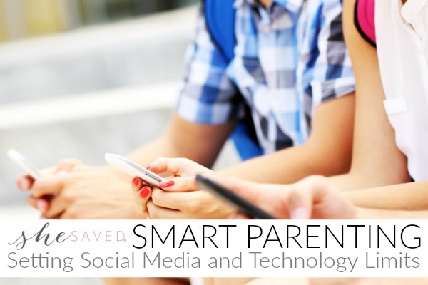 Smart Parenting: Setting Social Media and Technology Limits