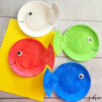 One Fish Two Fish Dr. Seuss Craft