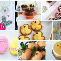 Delicious Dishes Party: Favorite Easter Treat Recipes