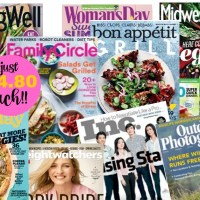 HUGE Magazine Sale: Titles Just $4.80 per/year