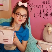 Pusheen Box 2017 Spring Subscription Box Unboxing Review