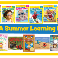 Scholastic Summer Express Workbooks #ScholasticSummerExpress + Giveaway! ($50 Gift Card + Books!)