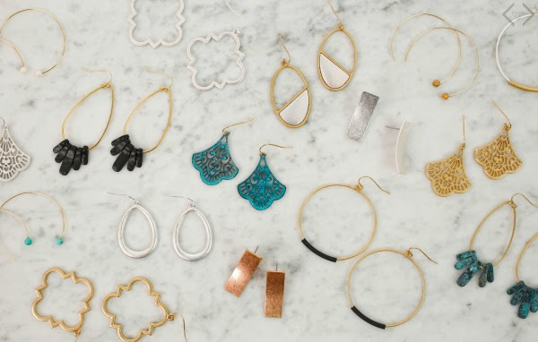 FLASH Sale! TWO Pairs of Earrings for $12 Shipped!