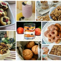Delicious Dishes Party: Back to School Breakfast Recipes
