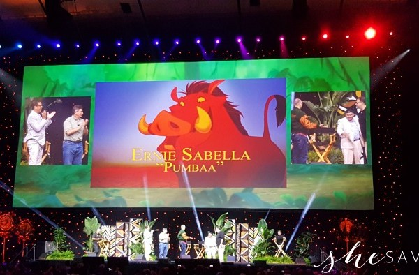 The Lion King Panel at D23 Expo: Hakuna Matata + More! #D23Expo
