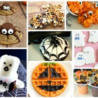 Delicious Dishes Party: Favorite Halloween Recipes