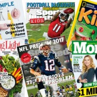 Magazine Sale! Year End Sale: Titles Starting at $3.75 per YEAR!