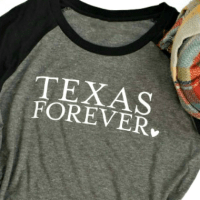 Texas Forever Tee Only $20 Shipped (100% of Proceeds to Hurricane Harvey ReliefEfforts)