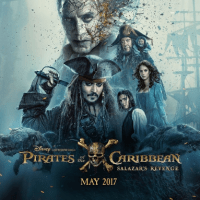 Pirates of the Caribbean: Dead Men Tell No Tales Out on 4K Ultra HD and Blu-ray Today!