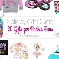 HOLIDAY GIFT GUIDE: Gifts for Barbie Fans