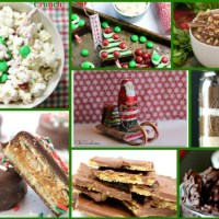 Delicious Dishes Party: Favorite Christmas Treat Recipes