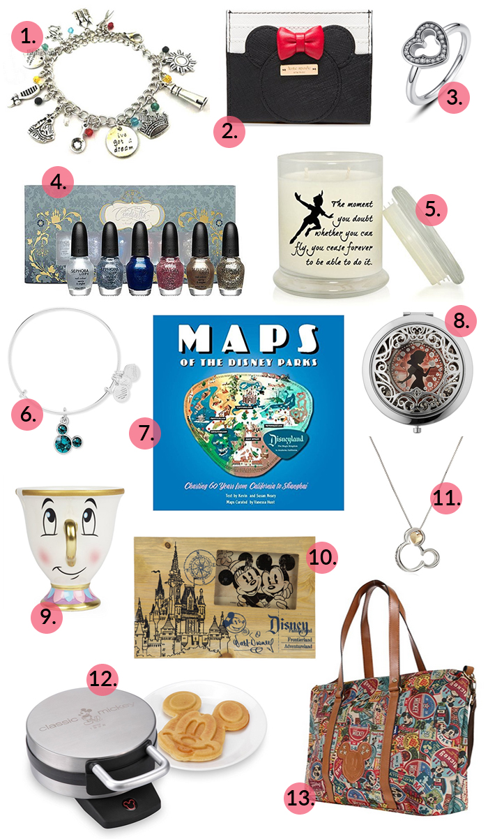 Looking for gifts for the Disney lover on your list? I've got you covered!!