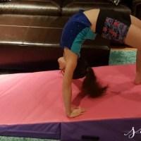 GREAT Gift Idea! Save Big on Gymnastic Mats!