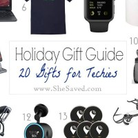HOLIDAY GIFT GUIDE: Gifts for Techies