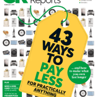Consumer Reports Magazine Subscription for $18.99!