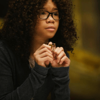 The Shining Star in A Wrinkle in Time: Storm Reid Interview
