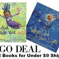 BOGO! Purchase 'When God Made Light' and Get 'When God Made You' for FREE!