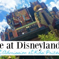Save at Disneyland: Score Adult Tickets at Kids' Prices