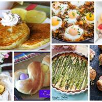 Delicious Dishes Party: Favorite Easter Brunch Recipes