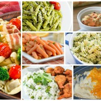 Delicious Dishes Party: Favorite Easter Side Dishes