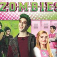 Disney ZOMBIESon Disney DVD on April 24th!