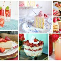 Delicious Dishes Party: Favorite Strawberry Recipes