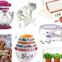 Mother's Day Gift Ideas: For Cooks and Bakers
