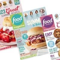 RARE!! Food Network Magazine $7.95 per YEAR!