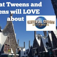 What Tweens and Teens Will LOVE About Universal Studios Hollywood
