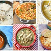 Delicious Dishes Party: Best Fall Soup Recipes