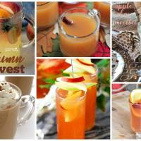 Delicious Dishes Party: Best Fall Drink Recipes