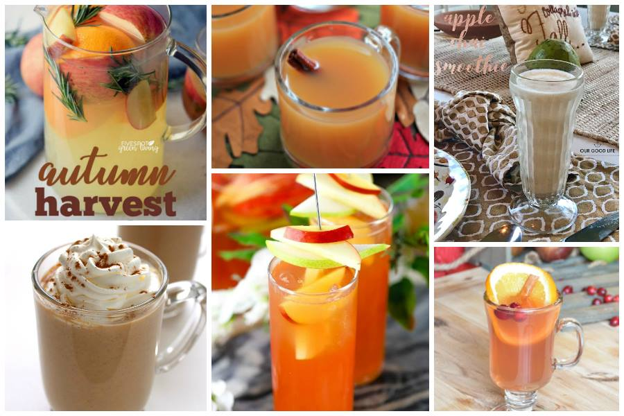 fall drink round up
