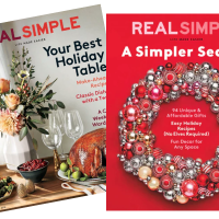 BLACK FRIDAY PRICING: Real Simple magazine for just $4.99