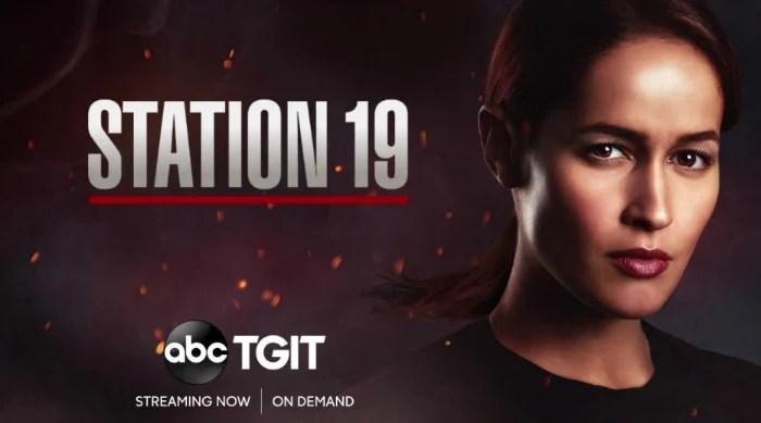 Station 19 on ABC
