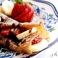 Easy Chocolate Crepe Recipe